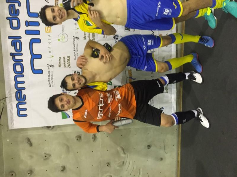 Medobčinska nogometna zveza LJUBLJANA